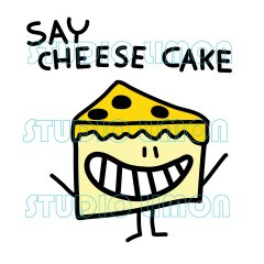 Say cheese-cake ©️studiolimon.com