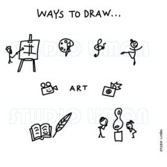 Ways-to-draw-Art ©️studiolimon.com
