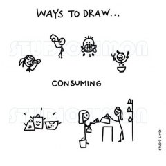 Ways-to-draw-Consuming ©️studiolimon.com