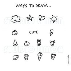 Ways-to-draw-Cute ©️studiolimon.com