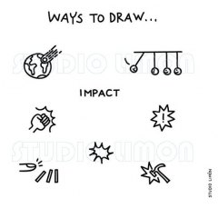 Ways-to-draw-Impact ©️studiolimon.com