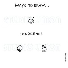 Ways-to-draw-Innocence ©️studiolimon.com