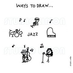 Ways-to-draw-Jazz ©️studiolimon.com