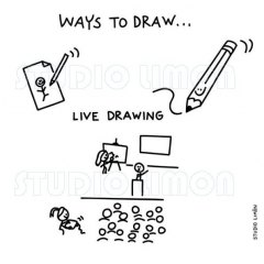Ways-to-draw-Live-drawing ©️studiolimon.com