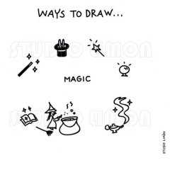Ways-to-draw-Magic ©️studiolimon.com