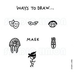 Ways-to-draw-Mask ©️studiolimon.com