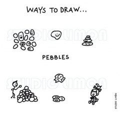 Ways-to-draw-Pebbles ©️studiolimon.com