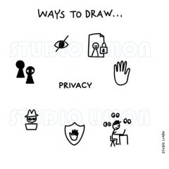 Ways-to-draw-Privacy ©️studiolimon.com